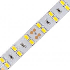 Strisce Led SMD 5630 - 120 led/m - 10560 lumen 24V Doppia Fila - CRI80 , Strisce di LED , Power-Supply
