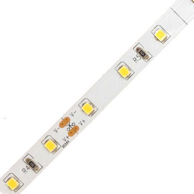 P.2835.60.2490  Strisce Led SMD 2835 - 60 Led/m - 6000 Lumen 24V - CRI90  Power-Supply  Strisce di LED