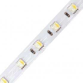 Strisce Led SMD 5050 RGBW - 60 Led/m -5185 Lumen 24V - 1Chip , Strisce di LED , Power-Supply