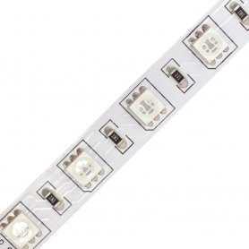Strisce Led SMD 5050 RGB - 60 Led/m - 2160 Lumen 24V RGB , Strisce di LED , Power-Supply