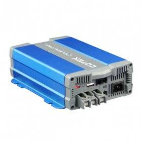 CX1235  CX1235- Carica Batterie Evoluto Cotek Electronic - 420W / 12V / 35A  Cotek Electronic  Caricabatterie