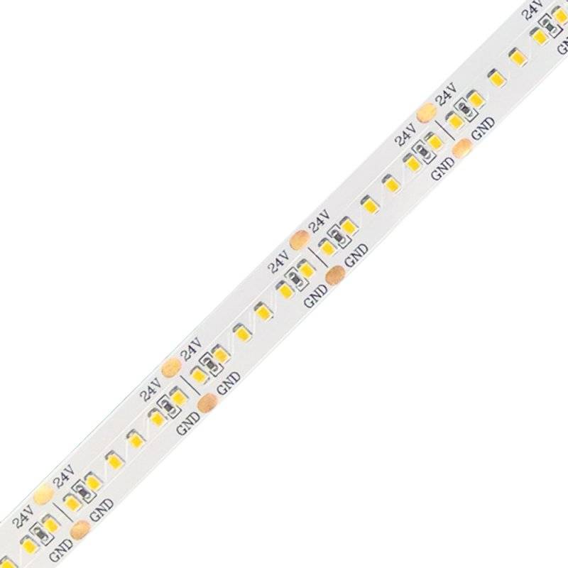 Strisce Led SMD 2216 280Led/m - 9800 Lumen 24V CRI90 , Strisce di LED , Power-Supply
