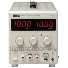 EX1810R Alimentatore DC 180W / 18V / 10A , Alimentatori Laboratorio , Power-Supply