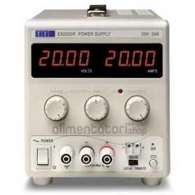 EX2020R Alimentatore DC 400W / 20V / 20A , Alimentatori Laboratorio , Power-Supply