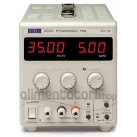 EX355P Alimentatore DC 175W / 5A , Alimentatori Laboratorio , Power-Supply