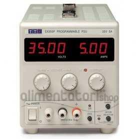 EX355P Alimentatore DC 175W / 5A , Alimentatori Laboratorio , Power-Supply