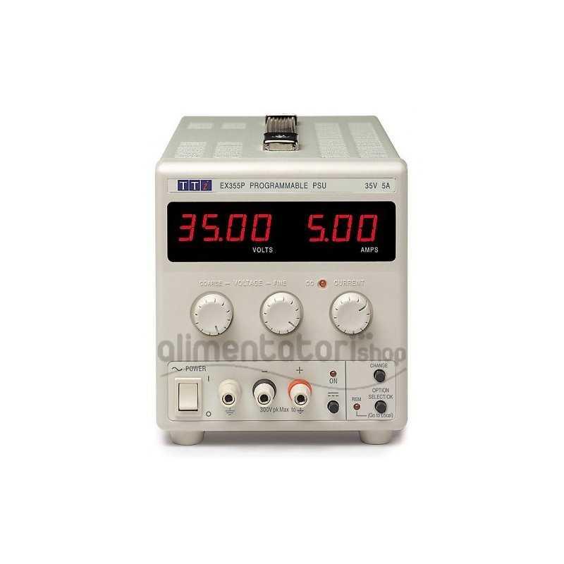 EX355P Power-Supply EX355P Alimentatore DC 175W / 5A Alimentatori Laboratorio