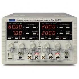 CPX400DP Alimentatore DC 840W / 60V / 20A , Alimentatori Laboratorio , Power-Supply