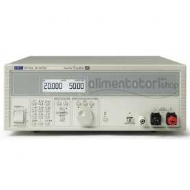 QPX1200S  QPX1200S - Alimentatore da Laboratorio Singolo 1200W / 60V / 50A - Ingresso 100-240 VAC  AimTTi  Alimentatori Labor...