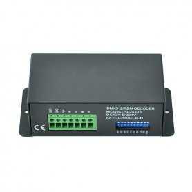 PX24505 | DMX Controller - 4canali | IN 12V~24V | 576W Max