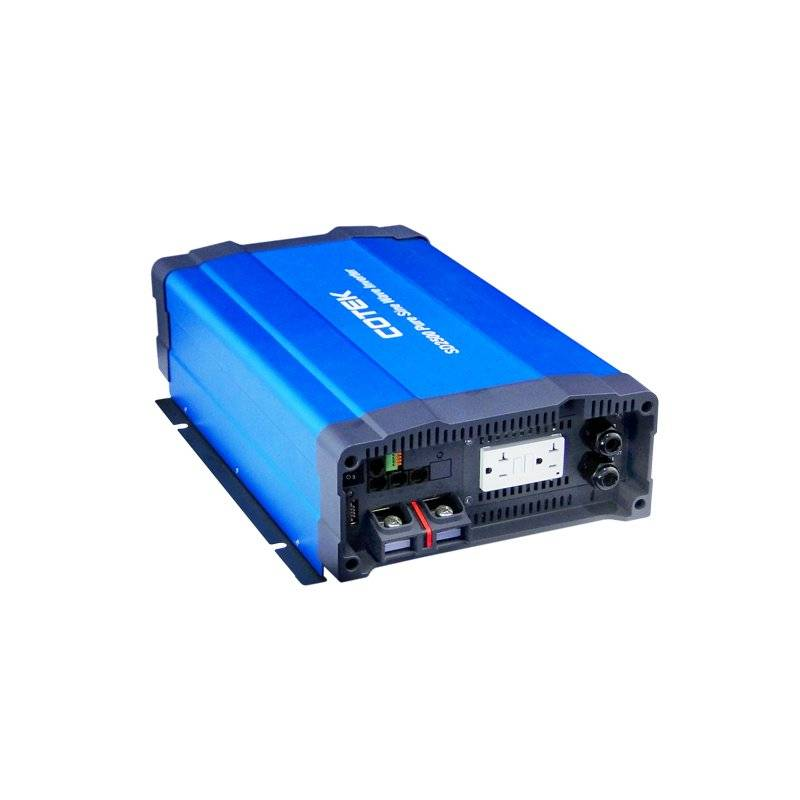 SD-2500-212  SD-2500-212 - Inverter Cotek 2500W - In 12V Out 220 VAC Onda Sinusoidale Pura - Transfer Switch STS  Cotek Elect...