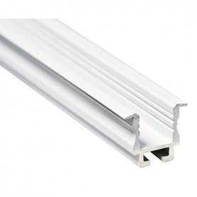 16.LTP3023  16.LTP3023 - Profilo Alluminio LED da Incasso nel cartongesso  Profili Alluminio