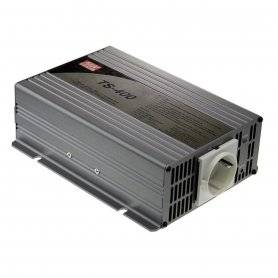 TS-400-212B  TS-400-212B - Inverter MeanWell 400W - In 12V Out 220 VAC Onda Sinusoidale Pura  MeanWell