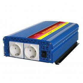 AP12-1500NS Alcapower AP12-1500NS - Inverter Alcapower 1500W - In 12V Out 220 VAC Onda Sinusoidale Pura Inverters