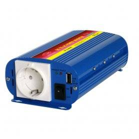 AP24-400NS  AP24-400NS - Inverter Alcapower 400W - In 24V Out 220 VAC Onda Sinusoidale Pura  Alcapower