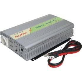 AP24-1500GP Alcapower AP24-1500GP - Inverter Alcapower 1500W - In 24V Out 220 VAC Onda Sinusoidale Modificata Inverters