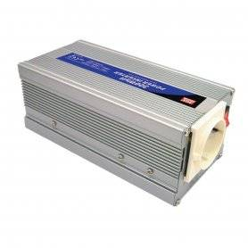 A301-300-F3 MeanWell A301-300-F3 - Inverter MeanWell 300W - In 12V Out 220 VAC Onda Sinusoidale Modificata Inverters
