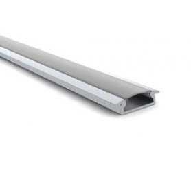 16.LTP3021  16.LTP3021 - Profilo Alluminio LED da Incasso nel legno  Profili Alluminio