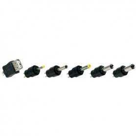 41.5SW007 | Alimentatore Switching Universale 7,2W / 600mA , Alimentatori Universali ,