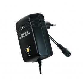 41.5SW007  41.5SW007 - Alimentatore Life - Wallmount 7W 12V - Ingresso 100-240 VAC  Life  Alimentatori Universali e Notebook