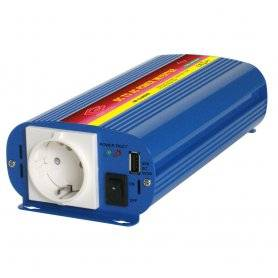 AP24-600NS  AP24-600NS - Inverter Alcapower 600W - In 24V Out 220 VAC Onda Sinusoidale Pura  Alcapower