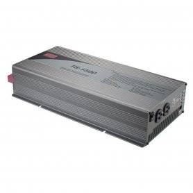 TS-1500-212B  TS-1500-212B - Inverter MeanWell 1500W - In 12V Out 220 VAC Onda Sinusoidale Pura  MeanWell
