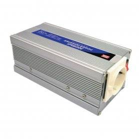 A302-300-F3 MeanWell A302-300-F3 - Inverter MeanWell 300W - In 24V Out 220 VAC Onda Sinusoidale Modificata Inverters