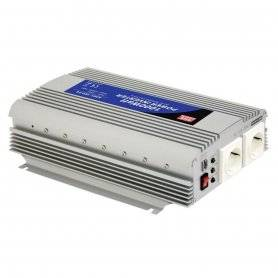 A301-1K0-F3 MeanWell A301-1K0-F3 - Inverter MeanWell 1000W - In 12V Out 220 VAC Onda Sinusoidale Modificata Inverters