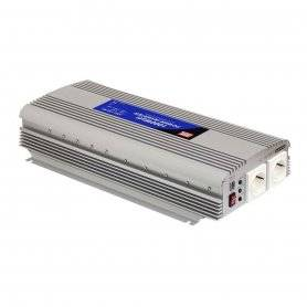 A302-1K7-F3 MeanWell A302-1K7-F3 - Inverter MeanWell 1500W - In 24V Out 220 VAC Onda Sinusoidale Modificata Inverters
