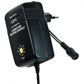 41.5SW018B Life 41.5SW018B - Alimentatore Life - Wallmount 18W 12V - Input 100-240 VAC Alimentatori Universali e Notebook