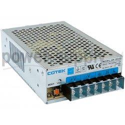 AK-100-12 Cotek Electronic AK-100-12 - Alimentatore Cotek - Boxed 100W 12V - Input 100-240 VAC Alimentatori Automazione