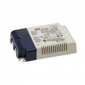 IDLC-25-350 - Alimentatore LED MeanWell - CC - 25W / 350mA