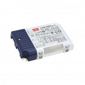 LCM-60DA  LCM-60DA - Alimentatore LED MeanWell - CC - 60W / 1400mA max DALI  MeanWell  Alimentatori LED