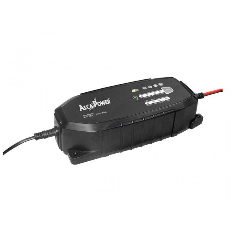 CLX-2 Alcapower CLX-2- Carica Batterie Auto / Moto / Veicoli Alcapower - 180W / 24V / 7,5A