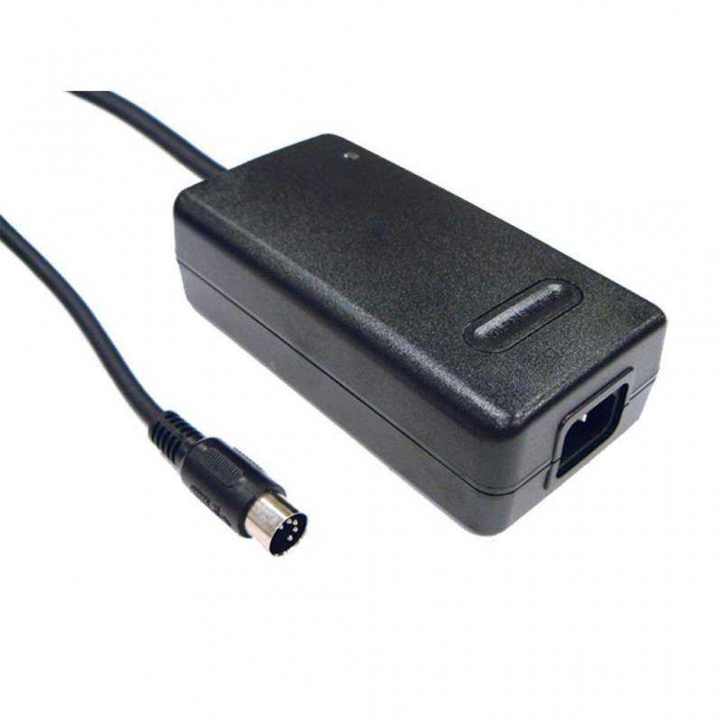 GP50A13D-R1B  GP50A13D-R1B - Alimentatore Meanwell - Desktop 50W 12V - Ingresso 100-240 VAC  MeanWell  Alimentatori Desktop