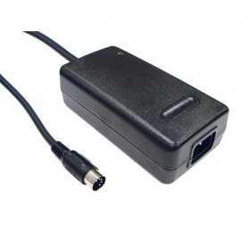 GP50A14E-R1B  GP50A14E-R1B - Alimentatore Meanwell - Desktop 50W 12V - Ingresso 100-240 VAC  MeanWell  Alimentatori Desktop