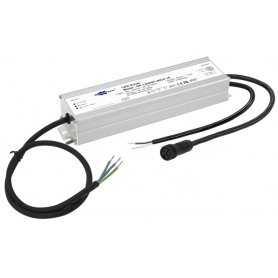 LS240P-60CA-1E Alimentatore LED GlacialPower - CV/CC - 192W / 60V / 3200mA - Dimmerabile
