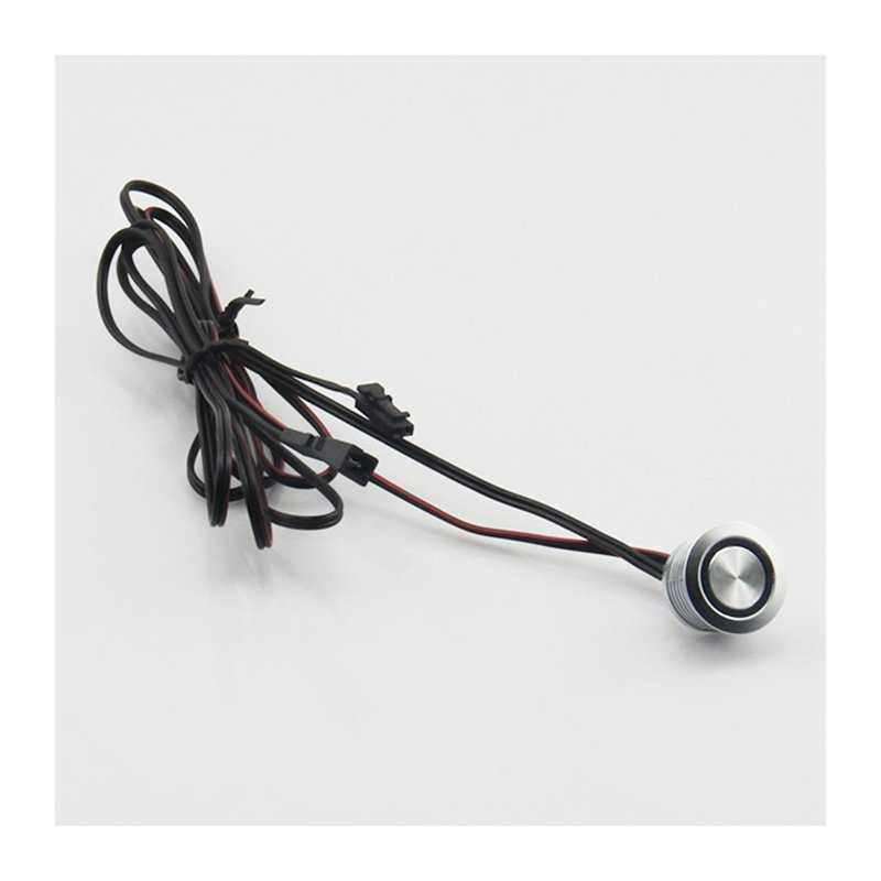 1310.TD008.DIM  Power-Supply  1310.TD008.DIM | Dimmer Led da incasso - Touch - in.12V~24V - 48W max  Dimmer e Controller