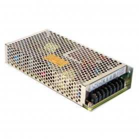 RID-125-2448  RID-125-2448 - Alimentatore Meanwell - Box Metallo - 125W 24V/48V - Ingresso 100-240 VAC  MeanWell  Alimentator...