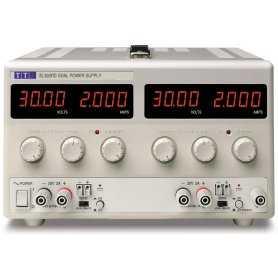 EL302RD  EL302RD - Alimentatore da Laboratorio Duale 120W / 30V / 2A - Ingresso 100-240 VAC  AimTTi  Alimentatori Laboratorio