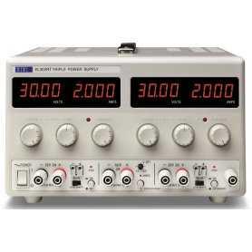 EL302RT  EL302RT - Alimentatore da Laboratorio Tripla Uscita 130W / 30V / 2A - Ingresso 100-240 VAC  AimTTi  Alimentatori Lab...