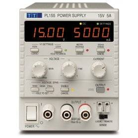 PL068  PL068 - Alimentatore da Laboratorio Singolo 48W / 6V / 8A - Ingresso 100-240 VAC  AimTTi  Alimentatori Laboratorio
