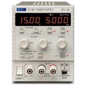 PL155  PL155 - Alimentatore da Laboratorio Singolo 75W / 15V / 5A - Ingresso 100-240 VAC  AimTTi  Alimentatori Laboratorio