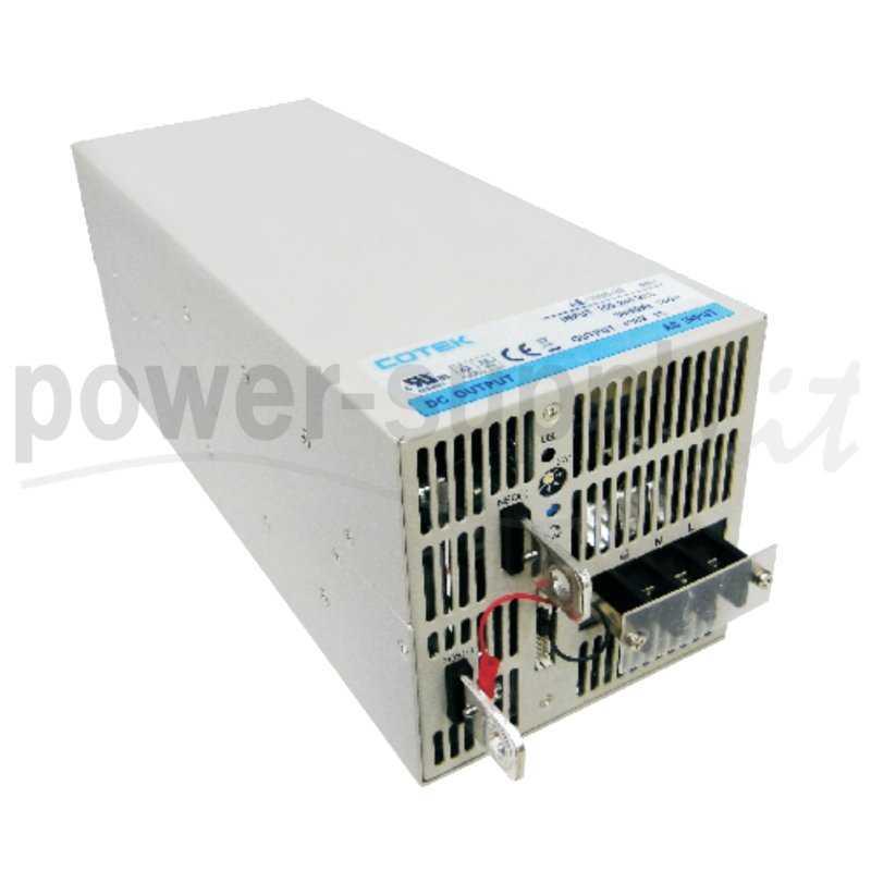 AE-3000-12  AE-3000-12 - Alimentatore Cotek - Boxed 3000W 12V - Input 100-240 VAC  Cotek Electronic  Alimentatori Automazione