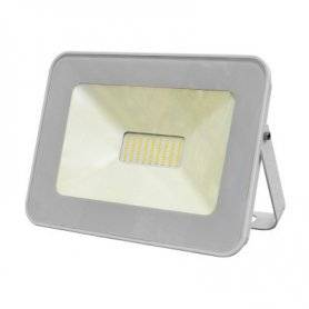 350.11.Q-50  Faretto Slim LED 50W - 4500 Lumen - IP65  Power-Supply  Proiettori Led per esterno