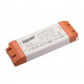 RSL60-12  RSL60-12 Alimentatore LED Relpower - CV - 50W / 12V  REL Power  Alimentatori AC/DC