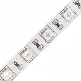 H.5050.60.12-RGB  Strisce Led SMD 5050 - 60 Led/m - 1675 Lumen 12V - RGB  Power-Supply  Strisce di LED