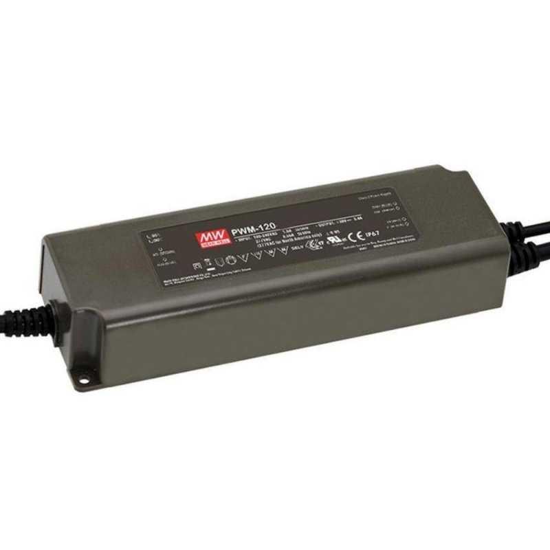 24 V 120 W PWM LED Driver dimmerabile dimmer trasformatore trasformatore di alimentazione dimmerabile Alimentatore dimmerabile
