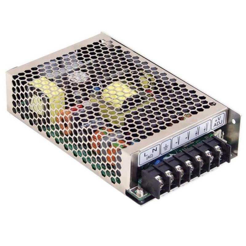 HRP-100-36  HRP-100-36 - Alimentatore Meanwell - Box Metallo - 100W 36V - Ingresso 100-240 VAC  MeanWell  Alimentatori Automa...