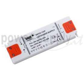 SNP20-24VF  SNP20-24VF Alimentatore LED Snappy - CV - 20W / 24V   Snappy  Alimentatori LED